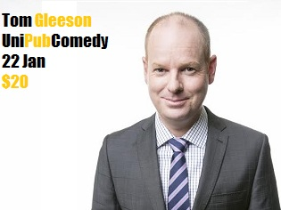 Tom Gleeson