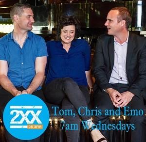 Tom, Chris and Emo
