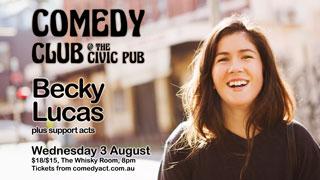 Becky Lucas