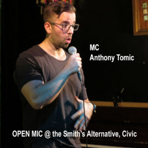MC Anthony Tomic
