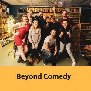 Beyond Comedy