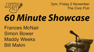 60 Minute Showcase