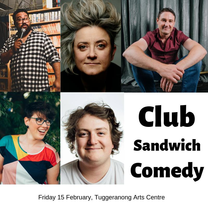 Club Sandwich Comedy