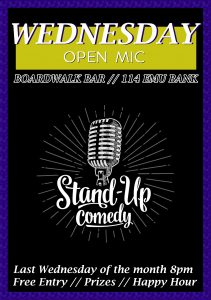 wed night open mic
