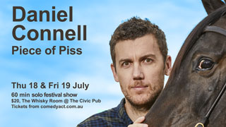 Daniel Connell - Piece of Piss