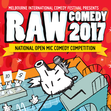 Raw Comedy 2017