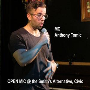 MC Anthony Tomic