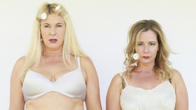 Mandy Nolan and Ellen Briggs