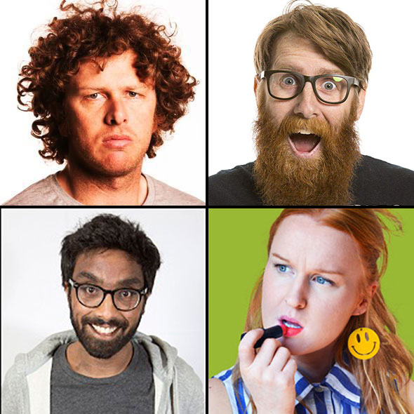 Amazing Travelling Comedy Tour Acts